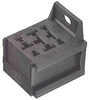 Relay Holder incl. Bracket (5-pin)
