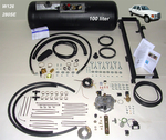 LPG Installation Package Mercedes 280SE W 126