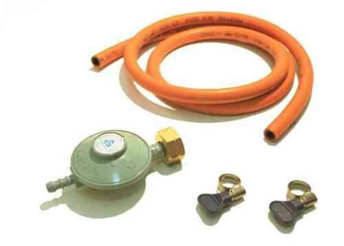 Geliefde Installatie setje gaskachel propaan/butaan - LPG Onderdelen Shop DC06
