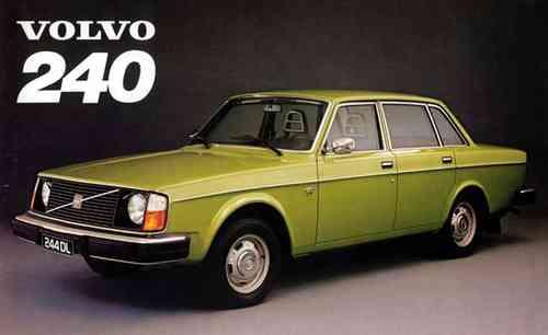Beste Volvo 240 - LPG parts shop ZL-82
