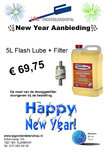 New year offer FlashLube 5l